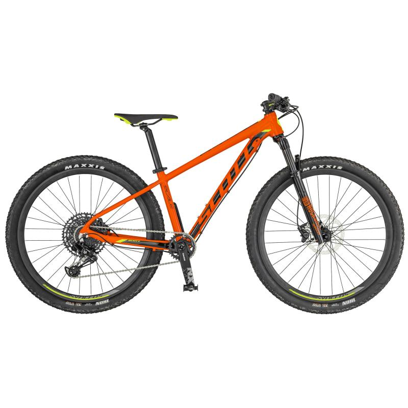 Scott Scale 700 Orange / Schwarz 2019