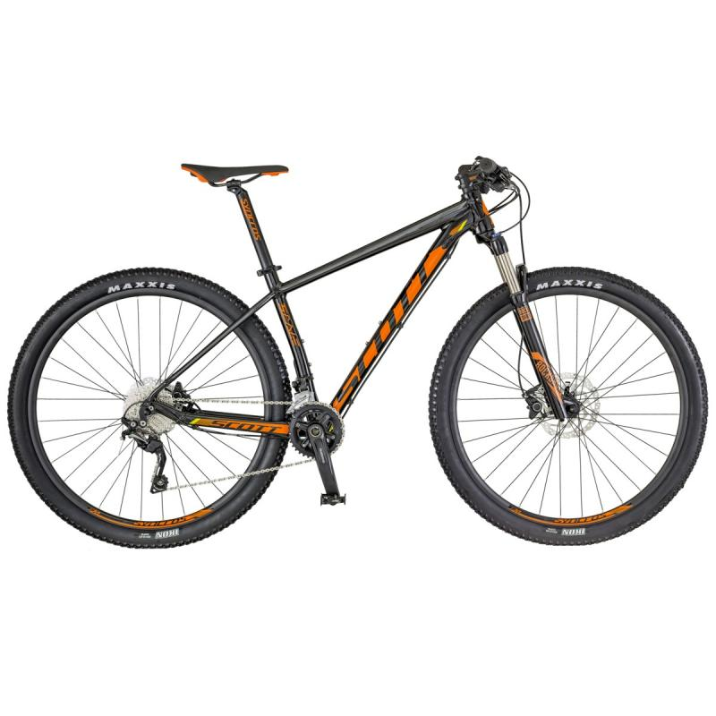 Scott Scale 970 (EU) BLACK / ORANGE / GREY 2018 - 29 -