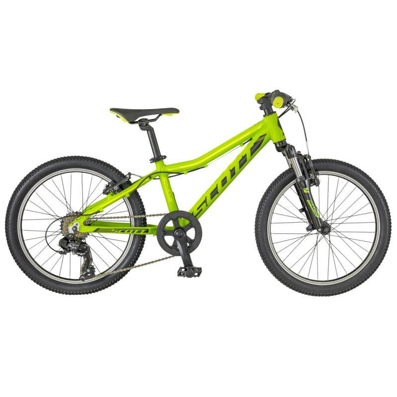 Scott Scale JR 20 (KH) - 20 -  GREEN / BLUE / YELLOW 2018