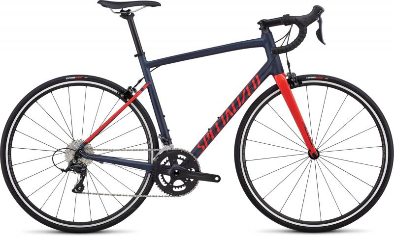 Specialized Allez Sport - 28 -  Satin Navy/Gloss Nordic Red 2019