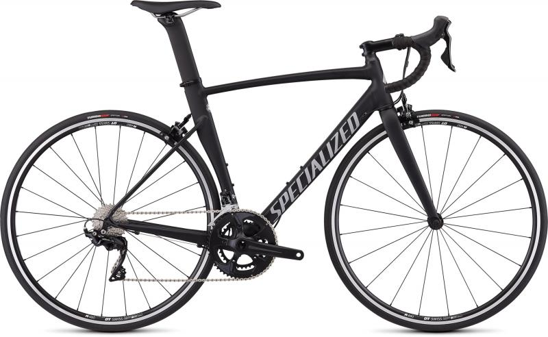 Specialized Allez Sprint Comp - 28 -  Satin Black/Reflective Light Silver/Clean 2019