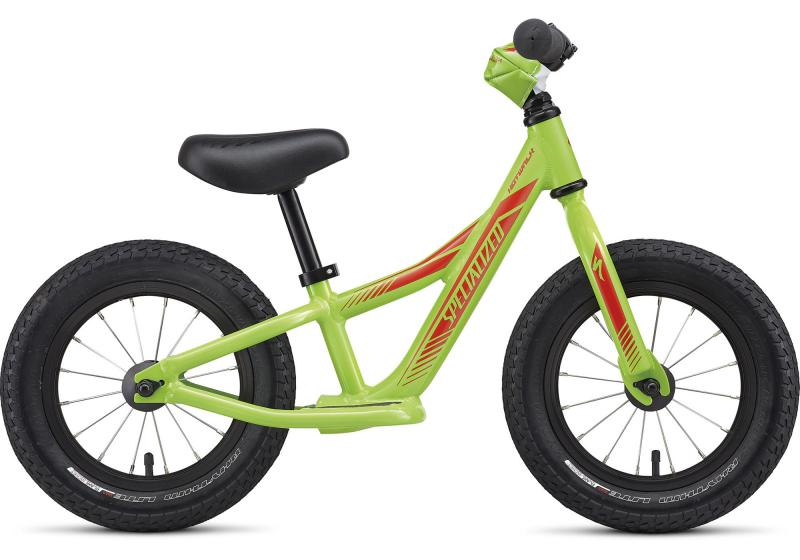 Specialized Boy's Hotwalk Monster Green/Nordic Red 2018