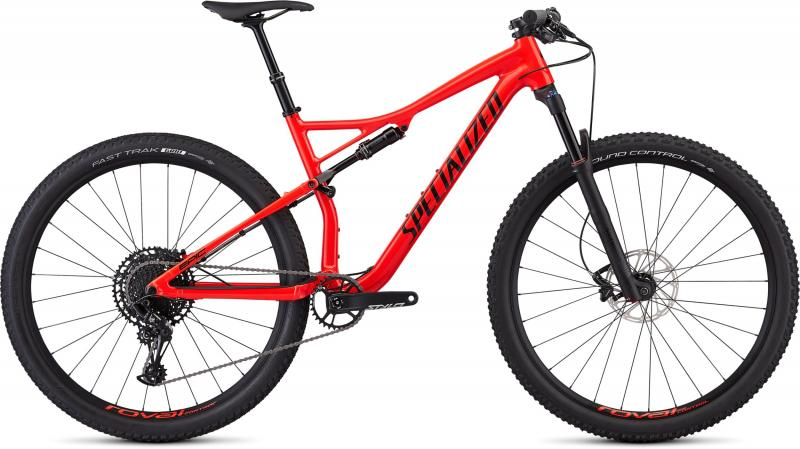 Specialized Epic Comp EVO - 29 -  Gloss Rocket Red/Tarmac Black 2019