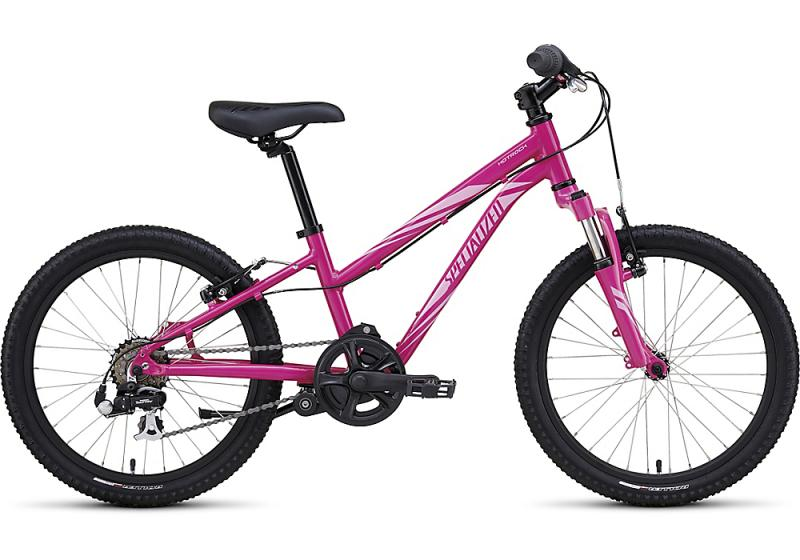 Specialized HTRK 20 6 SPD GIRL INT Hot Pink/Pink 2016