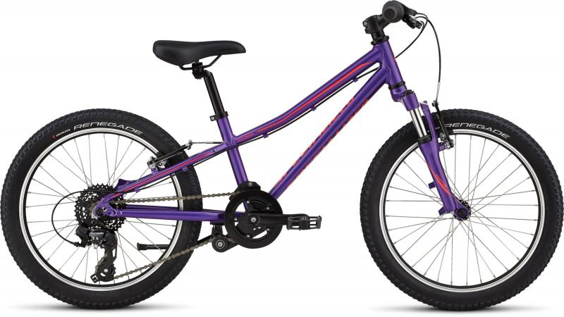 Specialized Hotrock 20 - 20 -  Purple Haze/Black/Acid Red 2019