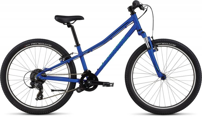 Specialized Hotrock 24 Acid Blue / Black / Cali Fade 2020 - 24 -