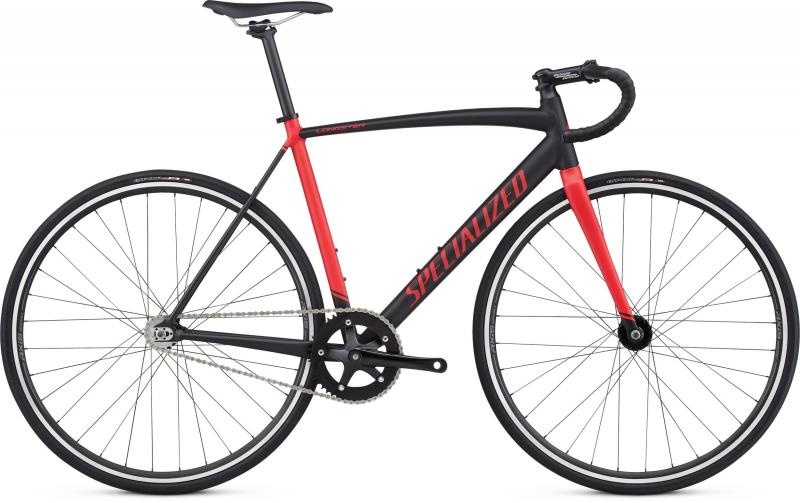 Specialized Langster - 28 -  Black/Flo Red 2019