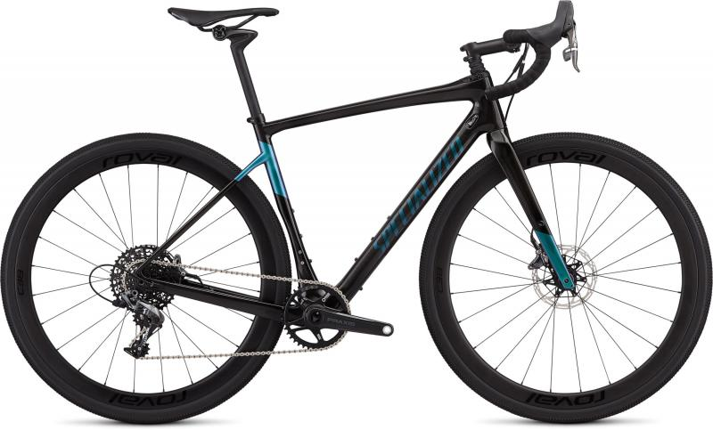Specialized Men's Diverge Expert X1 - 28 -  Gloss Carbon/Oil Slick 2019