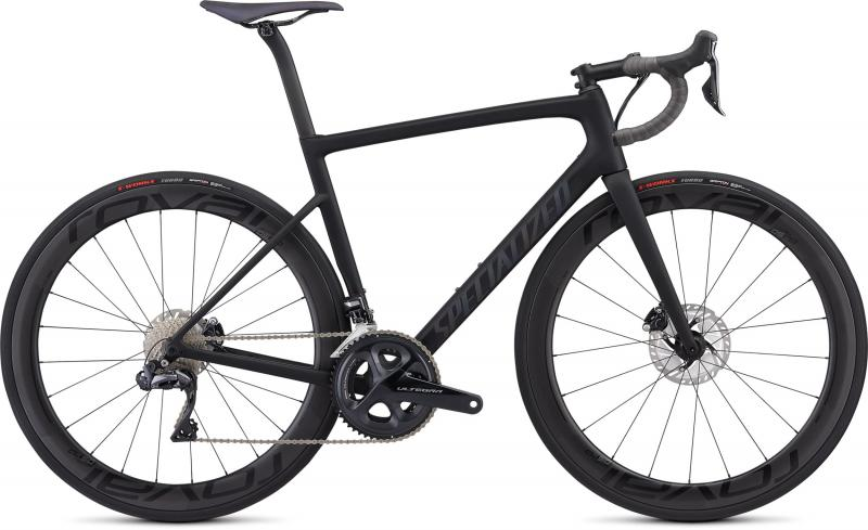 Specialized Men's Tarmac Disc Pro - 28 -  Satin Black/Holographic Black 2019