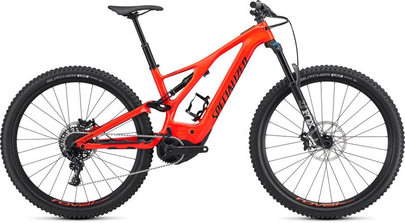 Specialized Men's Turbo Levo Comp Carbon FSR - 29 -  Rocket Red/Black 2019