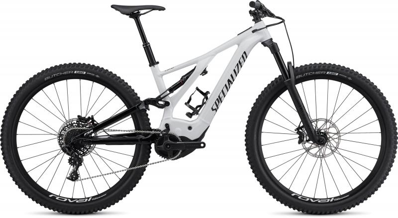 Specialized Men's Turbo Levo Comp FSR - 29 - White/Tarmac Black L