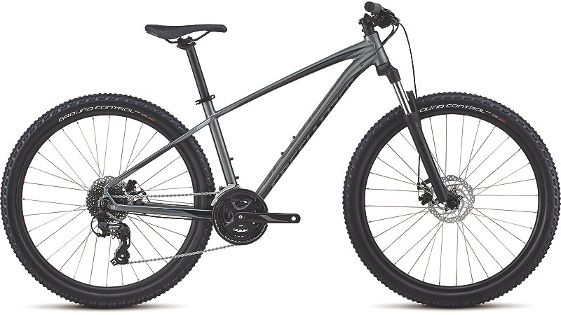 Specialized Men's Pitch 27.5 Satin Charcoal/Black 2018