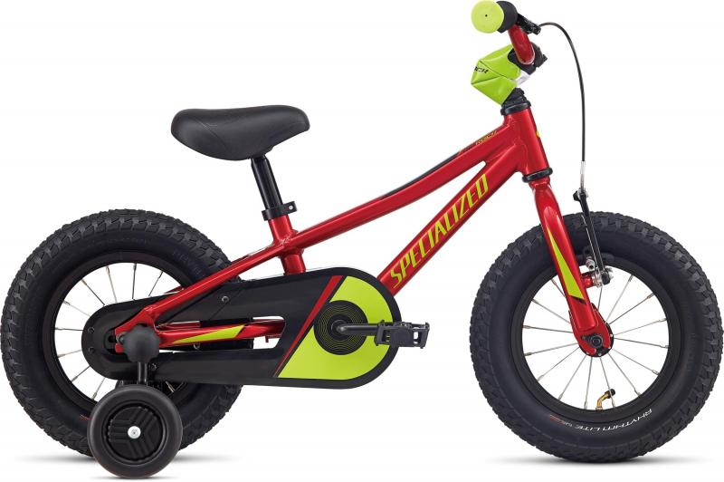Specialized Riprock Coaster 12 - 12 -  Candy Red/Hyper Green 2019