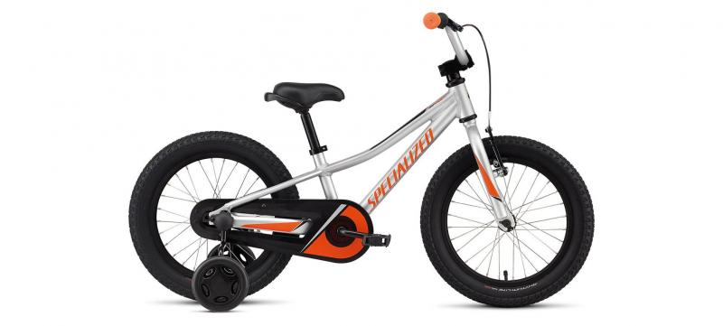 Specialized Riprock Coaster 16 Light Silver/Moto Orange/Black 2020 - 16 -