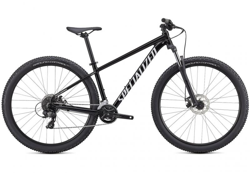 Specialized Rockhopper Gloss Tarmac Black / White 2021 - 27.5