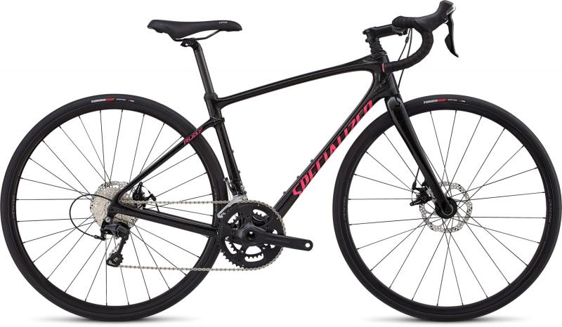 Specialized Ruby Sport - 28 -  Gloss Cosmic Flake Black/Slate/Acid Pink 2019