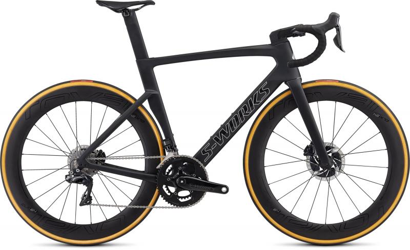 Specialized S-Works Venge - 28 -  Satin Black/Silver Holo/Clean 2019