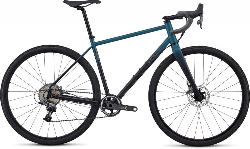 Specialized Sequoia Expert - 28 -  Black/Tropical Teal Fade 2019