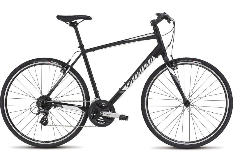 Specialized Sirrus BLACK/WHITE/CHARCOAL 2017