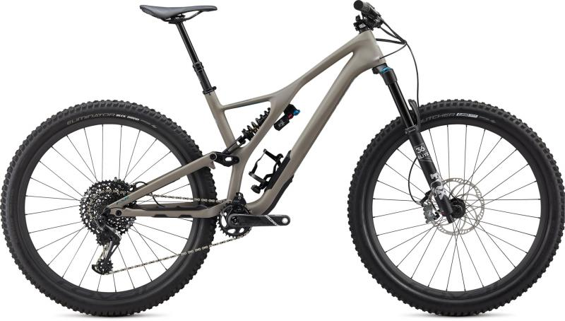 Specialized Stumpjumper Pemberton LTD Edition 29 Satin Stone / Ice Blue / Dusty Turquoise 2020 - 29 -  L