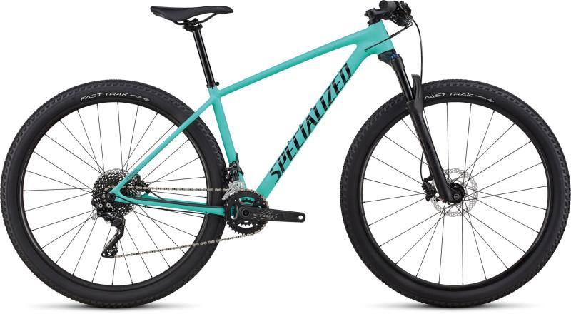 Specialized Women's Chisel Comp - 29 -  Satin Gloss Acid Mint/Black 2019