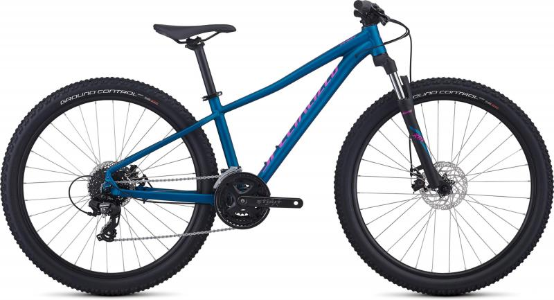 Specialized Women's Pitch - 27.5 -  Satin Gloss Marine Blue/Acid Fuchsia/Clean 2019
