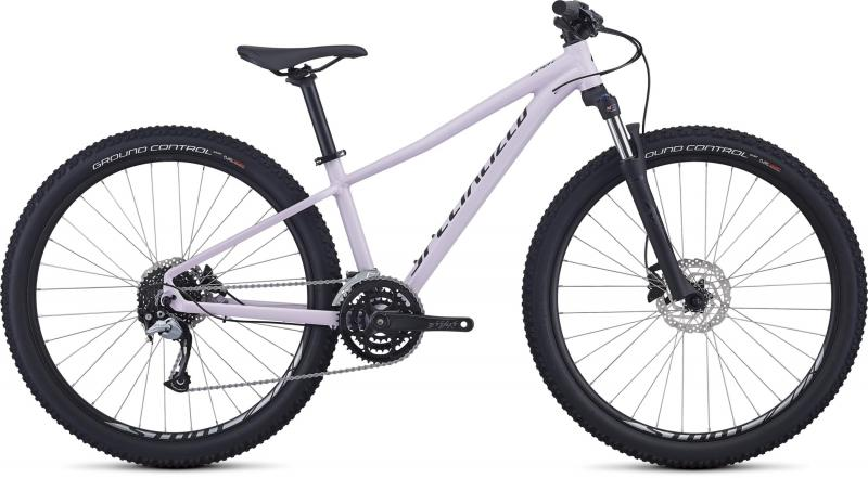 Specialized Women's Pitch Comp - 27.5 -  Gloss Satin Uv Lilac/Black/Clean 2019