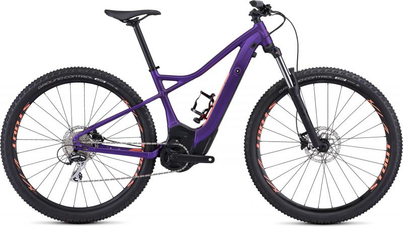 Specialized Women's Turbo Levo Hardtail 29 - 29 - Plum Purple/Avcid Lava M