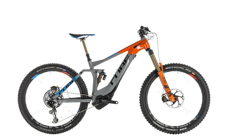 Cube Stereo Hybrid 160 Action Team 500 actionteam 2019 - MTB 27,5 -