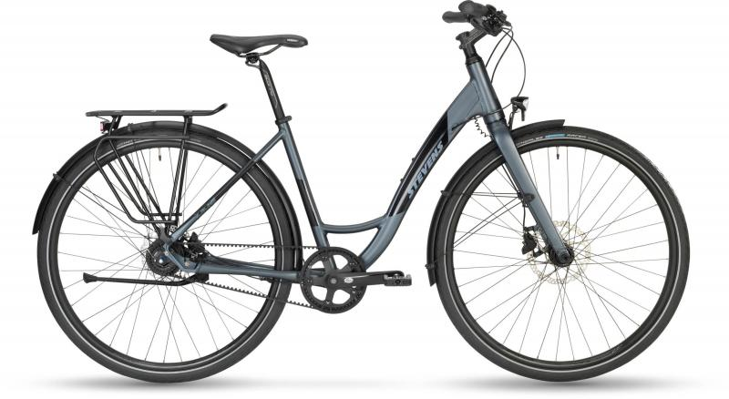 Stevens Courier Luxe - Forma -  Granite Grey 2019
