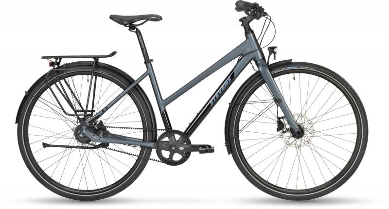 Stevens Courier Luxe - Lady -  Granite Grey 2019