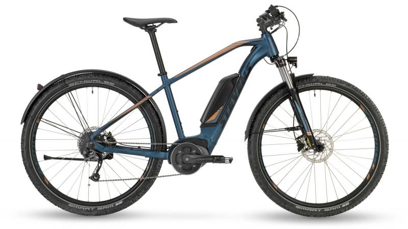 Stevens E-Hazard - 500Wh -  Dove Blue 2019