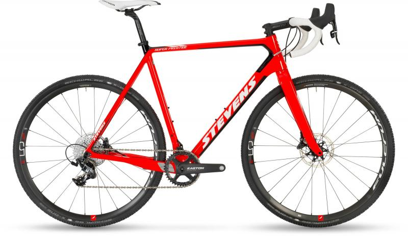 Stevens Super Prestige Force Fire Red 2019