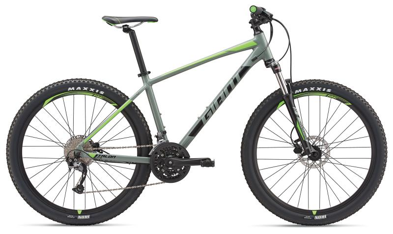 Giant Talon 3 Grey-Black-Neongreen 2019
