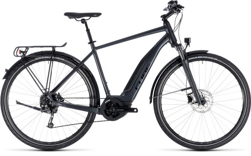 Cube Touring Hybrid ONE 500 iridium´n´black 2018 - Men 28 -