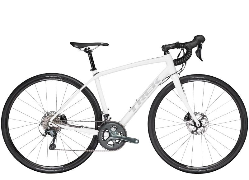Trek DOMANE ALR 4 DISC WSD - 28 -  Trek White 2019