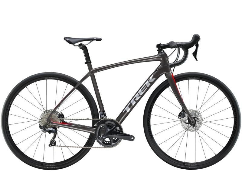 Trek DOMANE SL 6 DISC WSD - 28 -  Dnister Black/Red 2019