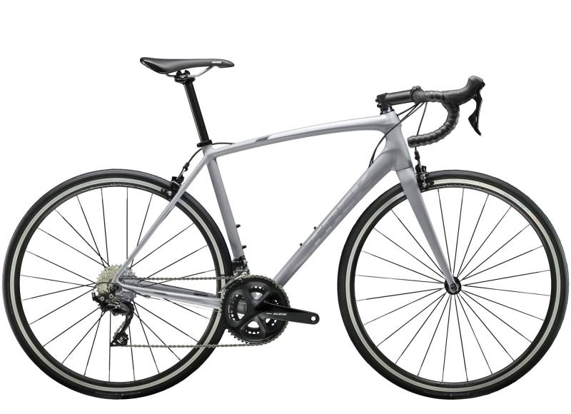 Trek EMONDA ALR 5 - 28 -  Matte Gravel/Gloss Quicksilver 2019
