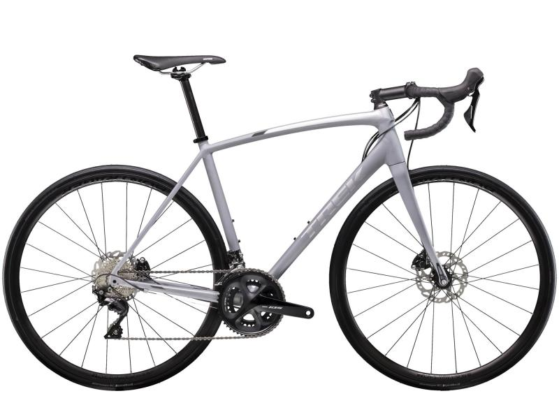Trek EMONDA ALR 5 DISC - 28 -  Matte Gravel/Gloss Quicksilver 2019
