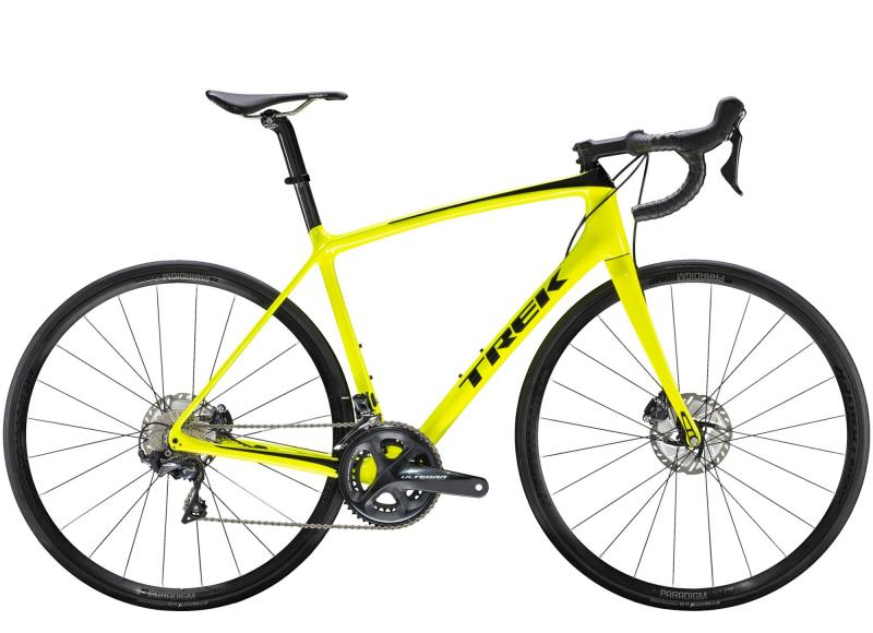 Trek EMONDA SLR 6 DISC - 28 -  Radioactive Yellow/Trek Black 2019
