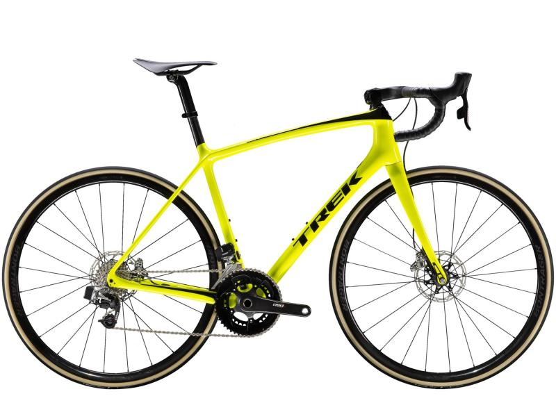 Trek EMONDA SLR 9 D ETAP - 28 -  Radioactive Yellow/Trek Black 2019
