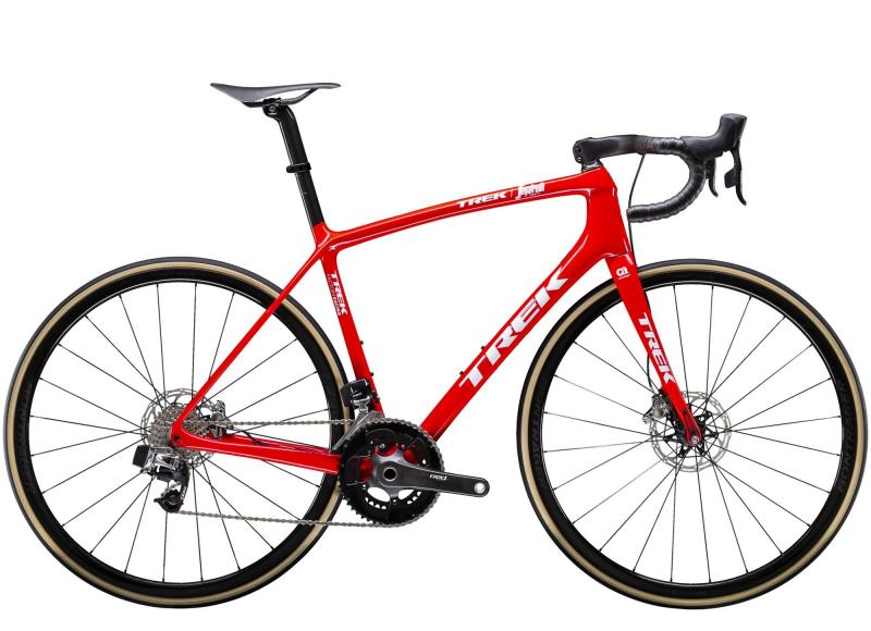 Trek EMONDA SLR 9 D ETAP - 28 -  Viper Red/Trek White 2019