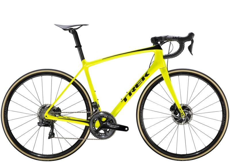 Trek EMONDA SLR 9 DISC H2 - 28 -  Radioactive Yellow/Trek Black 2019