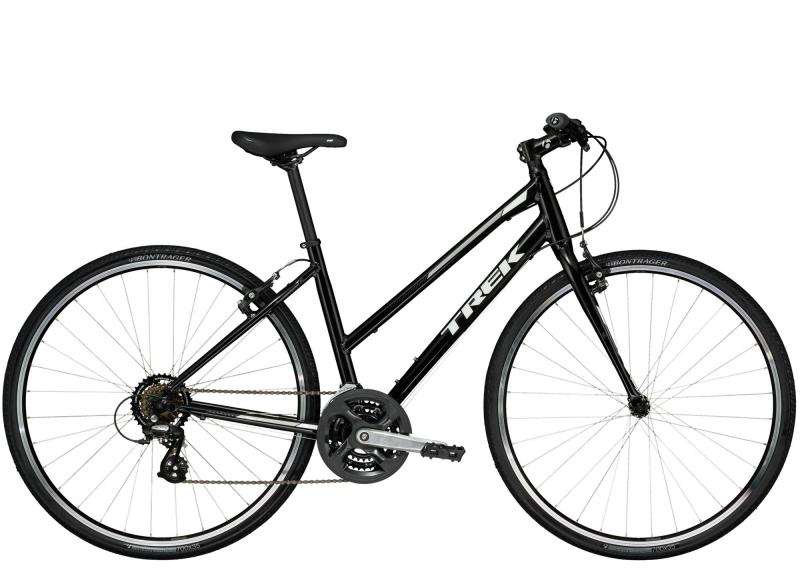 Trek FX 1 STAGGER - 28 -  Trek Black 2019