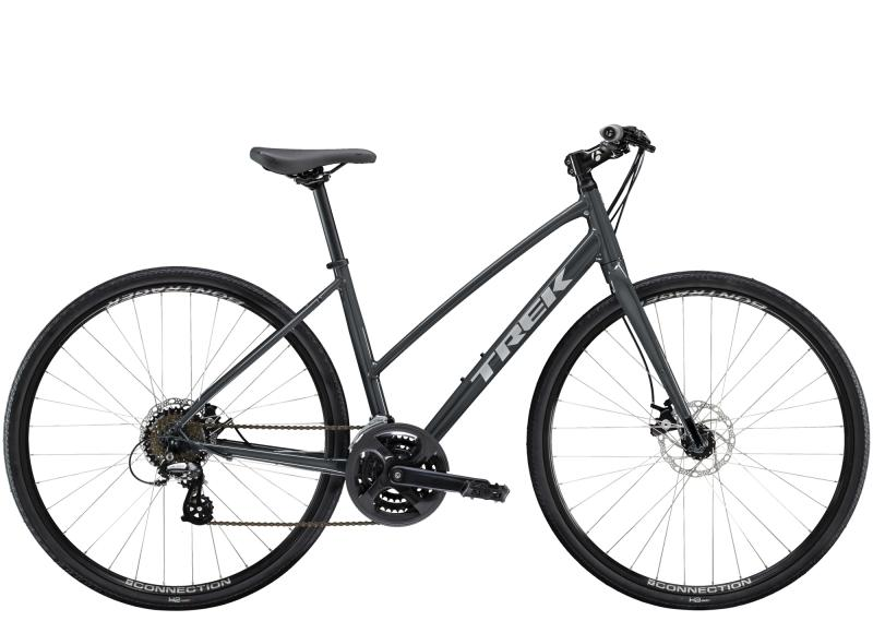 Trek FX 1 STAGGER DISC Solid Charcoal 2020 - 28 -
