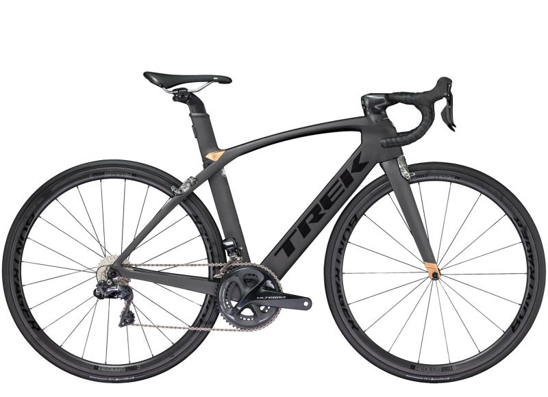 Trek MADONE 9.5 C WSD - 28 -  Matte Dnister Black/Gloss Old Style 2019