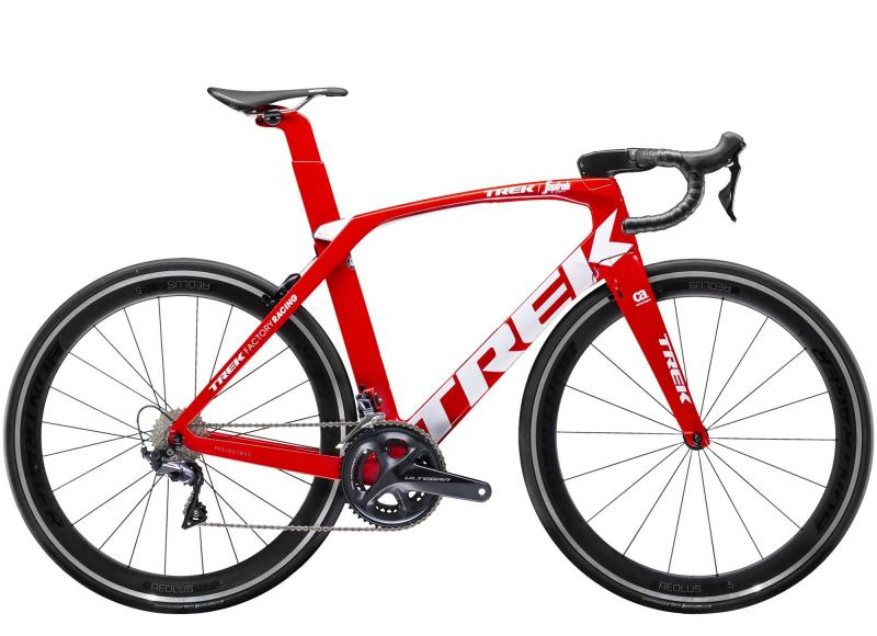 Trek MADONE SLR 6 - 28 -  Viper Red/Trek White 2019