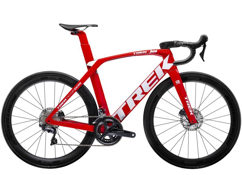 Trek MADONE SLR 6 DISC - 28 -  Viper Red/Trek White 2019