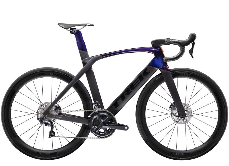 Trek MADONE SLR 6 DISC WSD - 28 -  Matte Dnister Black/Gloss Purple 2019