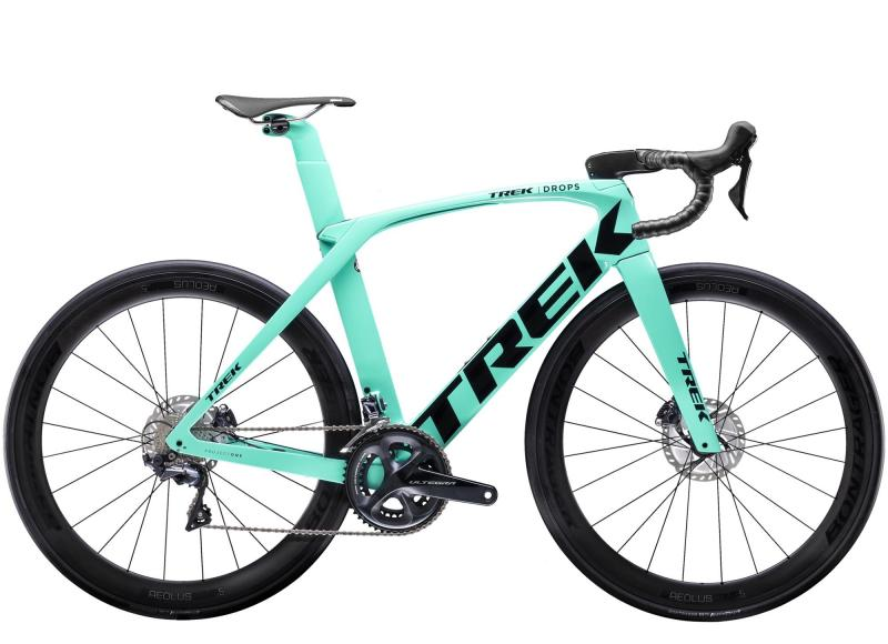 Trek MADONE SLR 6 DISC WSD - 28 -  Miami Green/Trek Black 2019